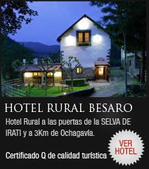 Tarifas casa rural apartamentos irati alojamiento rural ochagavia selva de irati navarra - Casa rural en ochagavia ...